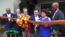 JOY SPENCE APPLETON ESTATE RUM EXPERIENCE OPENING – JANUARY 2018