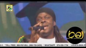 Ritchie Spice & Julian Marley performing LIVE @ JAMAICA Telethon to raise funds for front  workers